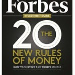 On stands now: Lori Featured in FORBES magazine
