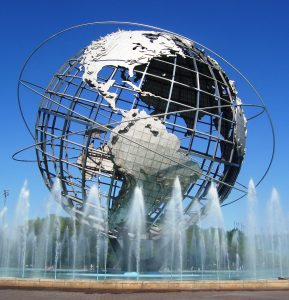 unisphere_in_summer